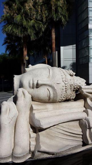 SMF reclining buddha