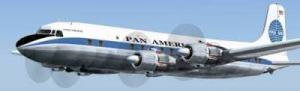 Pan Am DC6