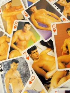 naked guy cards
