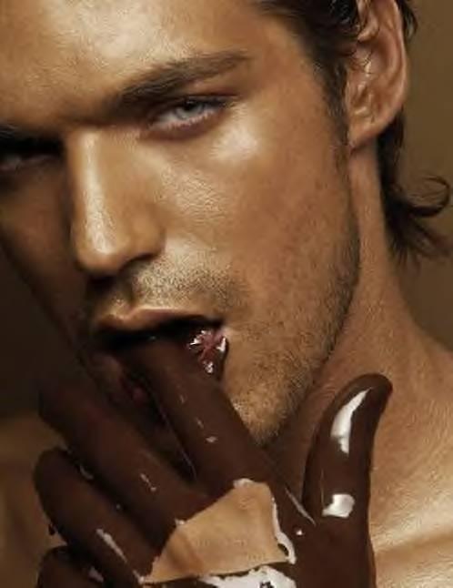 Chocolate sexy